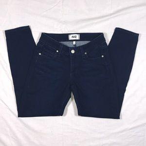 PAIGE Verdugo Crop jeans, sz 25 Dream Catcher wash